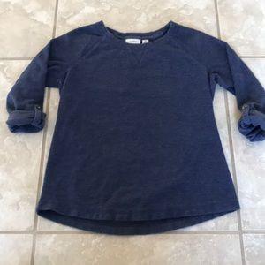 L.L.Bean Navy Blue Light Sweater - Size Medium